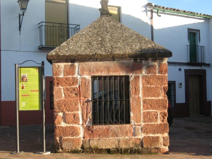 Pozo de Santiago en Adamuz