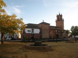 Iglesia de San Andrés en Adamuz