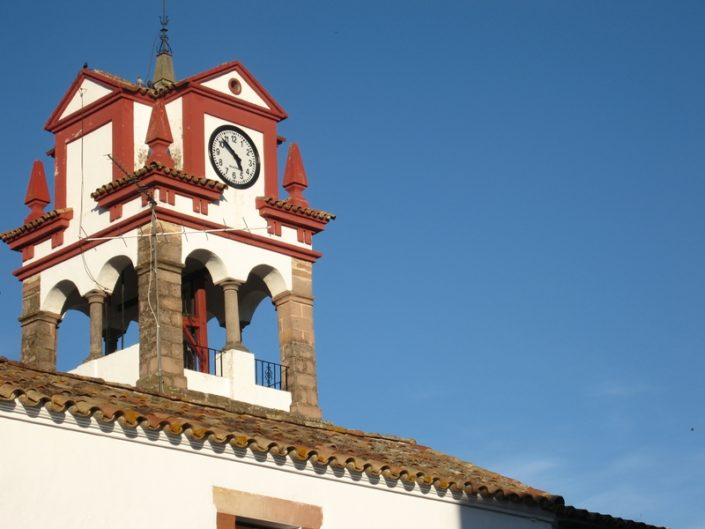 Torre del Reloj en Adamuz