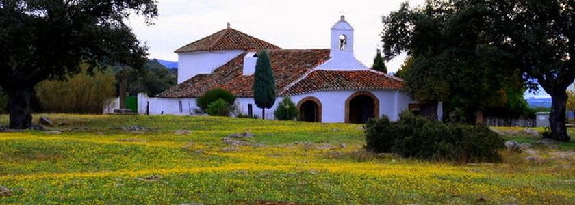 Ermita de La Estrella en Espiel