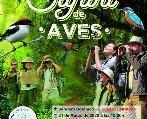 Safari Aves Hornachuelos